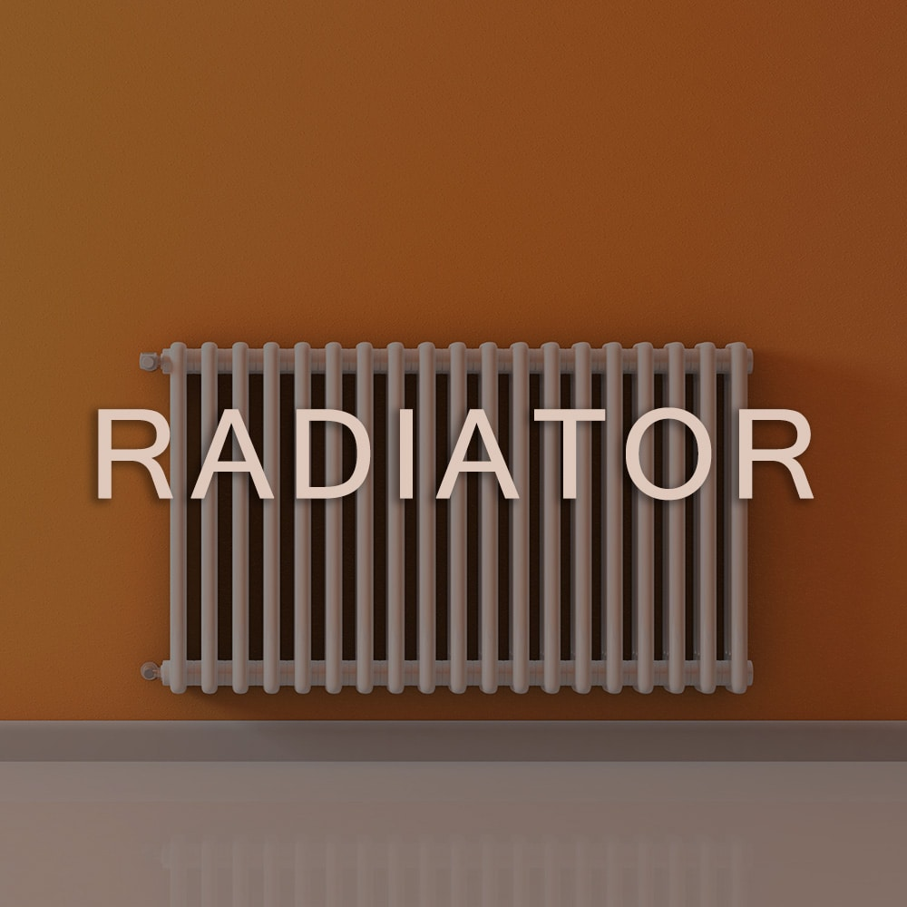 plasamo roomdesign radiator